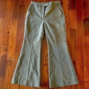 Express Wide Leg Wool Pants